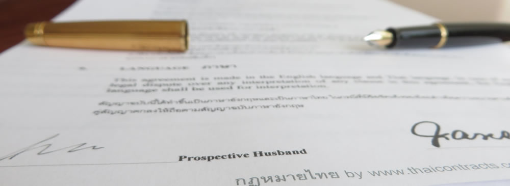 Prenuptial Contract (Th-En)